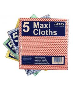 Maxi Cloths - Pack of 5