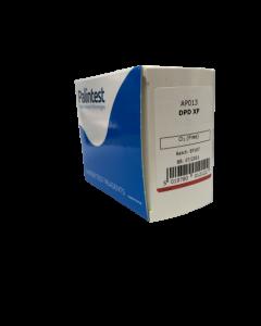 AP013 Free Chlorine Test Tablets For High Range DPD1
