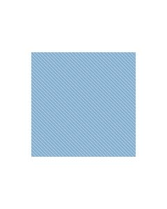 Napkins Baby Blue 33cm 2ply - Box 2000