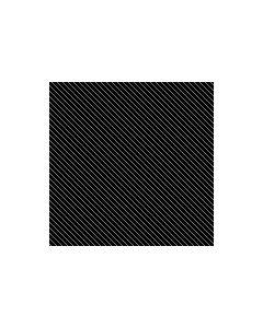 Napkins 40cm 2ply - Black - Box 2000