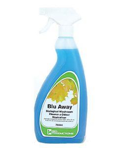 Blu-Away - Biological Washroom Cleaner 6x750ml