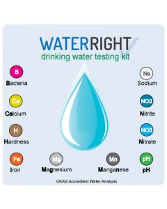 Drinking Water Testing Kit - Full Chemical / Microbiological Analysis