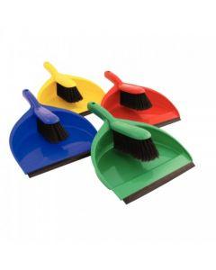 Dustpan & Brush Set - Soft