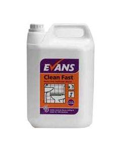 Evans Clean Fast RTU Washroom Cleaner 5L