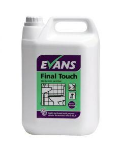 Evans Final Touch Washroom Sanitiser 5L