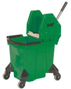 Heavy Duty Mop Bucket On Wheel Trad 3