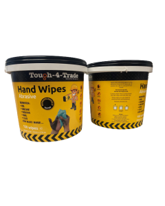 Abrasive Mechanic Wipes (Hand & Surface) - Tub of 150