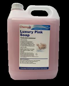 Pink Lotion Soap 5L