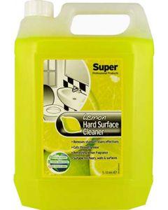 Lemon Hard Surface Cleaner 5L