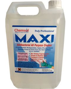 Maxi Antibacterial Hard Surface Cleaner - Fragrance Free