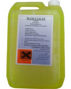 Maxi Antibac Citrus Multi Purpose Hard Surface Cleaner 5L