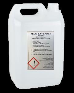 Maxi Lavender Hygiene Professional General Purpose Cleaner 5L