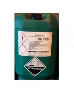 Polyaluminium Chloride Liquid 25L