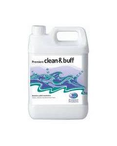 Premiere Clean & Buff 5L