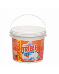 Tricel Dishwash Tablets All in 1 150 tabs