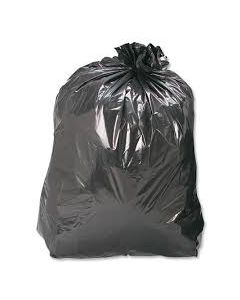 Wheelie Bin Bags Black (Medium Duty) Box of 100