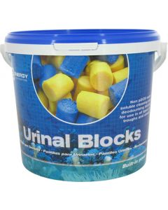 Urinal Blocks - Non pDCB Yellow 3kg Tub