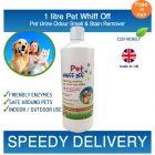 1L Pet Whiff Off – Pet Urine & Odour Remover