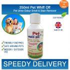 250ml Pet Whiff Off – Pet Urine & Odour Remover
