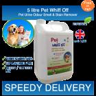 5L Pet Whiff Off – Pet Urine & Odour Remover
