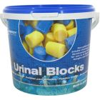 Urinal Blocks - Non pDCB Yellow 3kg Tub